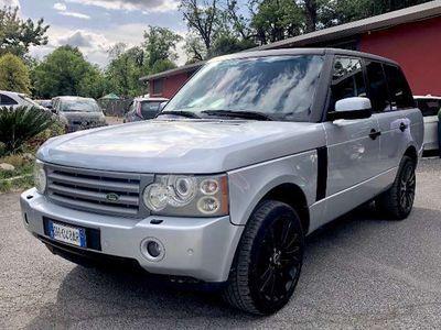 usata Land Rover Range Rover 3.6 Tdv8 Hse Vogue Tetto Pelle Black Pack