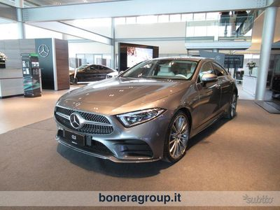 usata Mercedes CLS300 CLS Coupe - C257 cls couped Premium