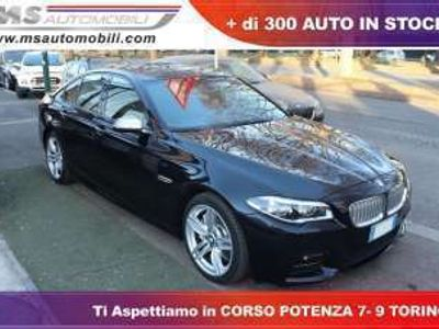 usata BMW M550 d xDrive IVA ESPOSTA Unicoproprietario