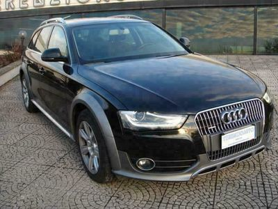 usata Audi A4 Allroad 2.0 TDI 177 CV S tr. Advanced