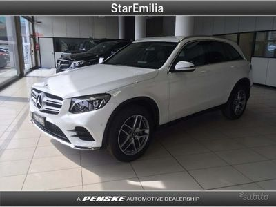 usata Mercedes GLC350 d 4Matic Premium - Demo