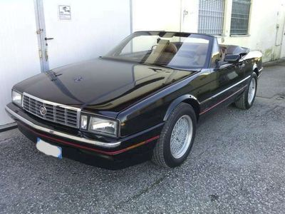 usata Cadillac Allante 1° serie - certificata - ASI