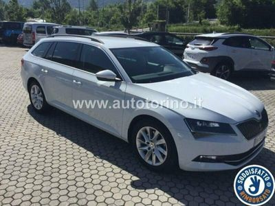 usata Skoda Superb SUPERBwagon 2.0 tdi Executive 150cv dsg