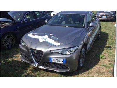 gebraucht Alfa Romeo Giulia 2.2 turbodiesel 150cv e6 mt6 super (navi-bixeno) diesel