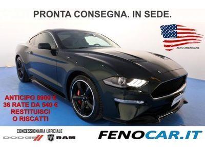usata Ford Mustang GT Coupé Fastback 5.0 V8 TiVCT Bullitt usato