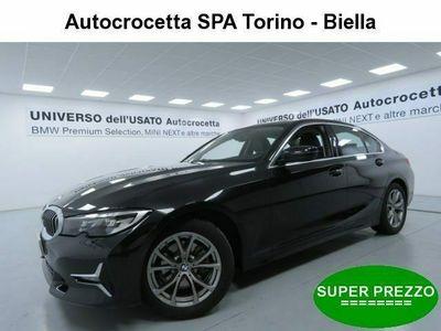 usata BMW 320 d Luxury Auto EURO 6