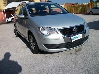 usata VW Touran 1.4 16v Tsi 150cv Highline Ecofuel C.automatico Usato