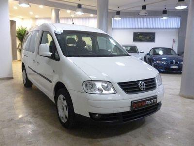usata VW Caddy (Touran 2ªs.) Ecofuel 5p.MOD.MAXI/LUNGO 7 POSTI, CLIMA