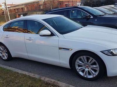 usata Jaguar XF 2.0 D 180 CV aut. Pure Business