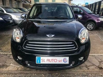 usata Mini One D Countryman 1.6 Business