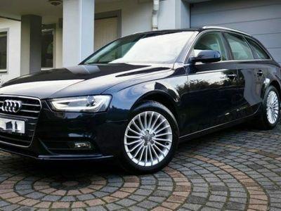 usata Audi A4 Avant 2.0 TDI 177CV quattro S tronic edition