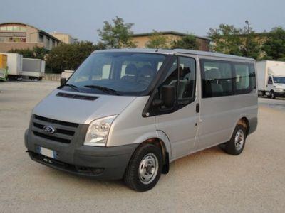 gebraucht Ford Tourneo Transit 115 T 350 9 Posti
