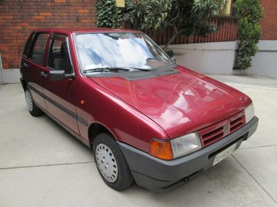 usado Fiat Uno 60 5 porte Top Trend unico proprietario