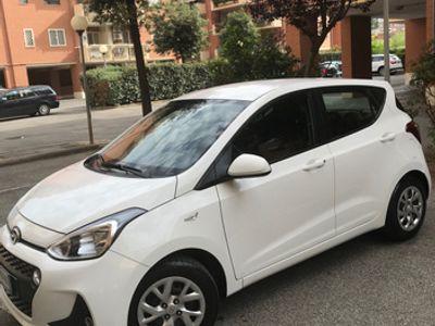 używany Hyundai i10 2ª serie - 2017