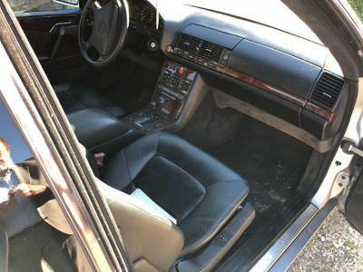 gebraucht Mercedes 500 Serie SEC- 1994