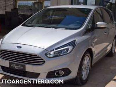 usata Ford S-MAX 2.0 TDCi 150CV Start&Stop Powershift Titanium Business