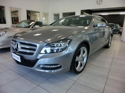 used Mercedes CLS350 CDI BlueEFFICIENCY IMPECCABILE rif. 10593283