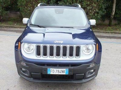 usado Jeep Renegade my16 20 multijet 140cv limited atx 4wd