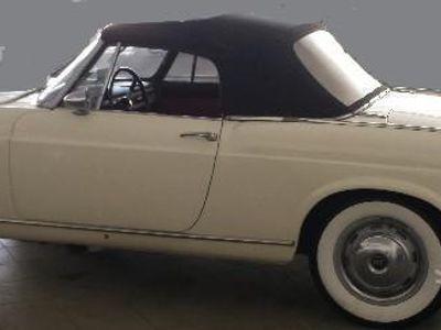 usata Fiat 1200 cabriolet 118 G anno 1959
