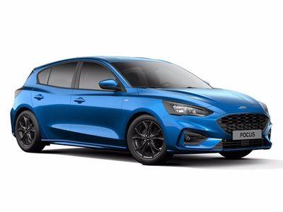 usata Ford Focus 1.0 Ecoboost Hybrid 125CV S&S 5 porte ST-Line