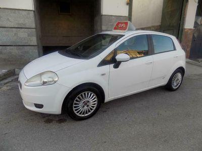 usata Fiat Grande Punto 1.4 77 CV 5 PORTE GPL DYNAMIC