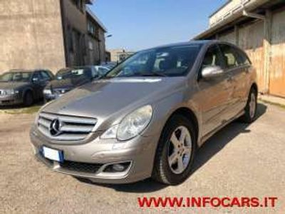 usata Mercedes R350 cat 4Matic Chrome ´´GPL´´ Benzina/GPL