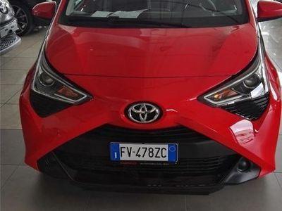 usata Toyota Aygo 1.0 VVT-i 72 CV 5 porte x-cool