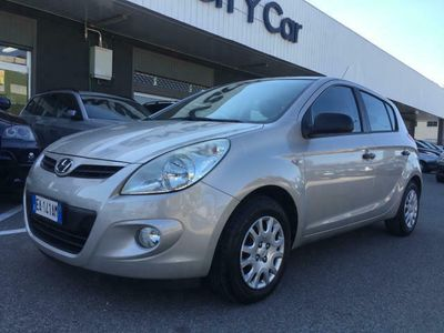 used Hyundai i20 1.2 5p. BlueDrive GPL /NEOPATENTATI