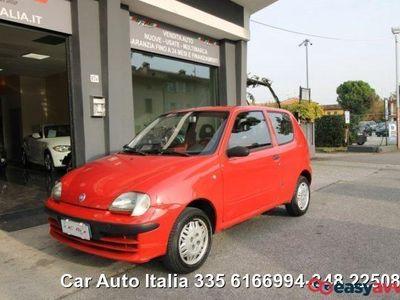 usado Fiat Seicento 1.1i Comfort UNICOPROPIETARIO Ideale Neopatentati