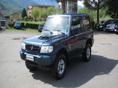 brugt Hyundai Galloper TDI Corto Comfort