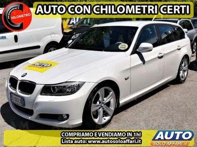used BMW 318 d Touring CERCHI 18 SPLENDIDA