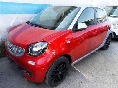 begagnad Smart ForFour Passion AUT.0.9 TURBO - 90CV