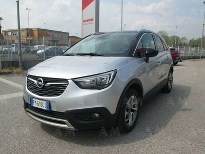 used Opel Crossland X 1.6 ECOTEC diesel 8V Start&Stop Innovation