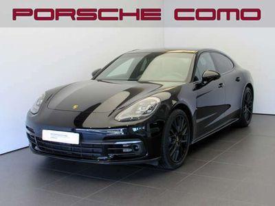 usata Porsche Panamera 4s-sport chrono-scarico-adaptive cruise-bose-tetto