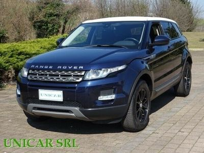usata Land Rover Range Rover evoque 2.2 TD4 5p. Loire Edition -Cambio Manuale