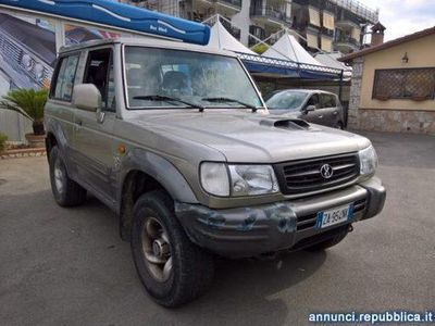 usata Hyundai Galloper 2.5 TDI Corto Comfort rif. 11790611