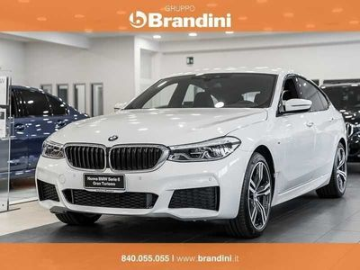 usata BMW 630 Serie 6 d xD Gran Turismo
