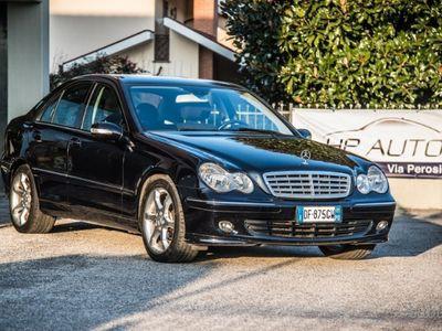 usado Mercedes C220 cdi avantgarde sport edition