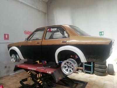 usata Opel Kadett Kadettc da rally Pieve Emanuele