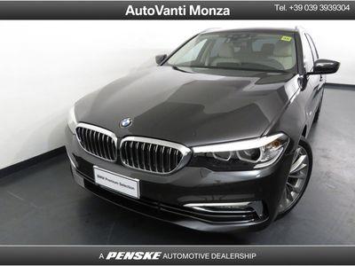 używany BMW 520 Serie 5 d xDrive Luxury