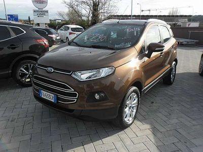 usata Ford Ecosport 1.5TDCI/DIESEL 90CV *AZIENDALE*