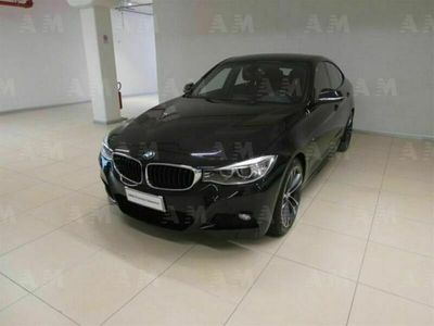 usata BMW 320 Serie 3 GT d Msport del 2016 usata a Lucca