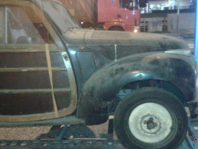 brugt Fiat Belvedere 500C Topolino giardinettalegno