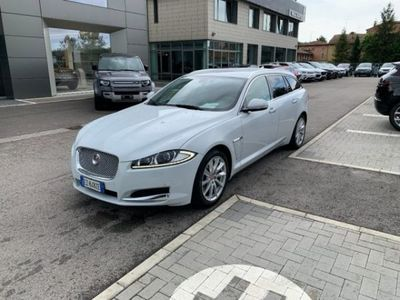 usata Jaguar XF Sportbrake 2.2 D 200 CV Premium Luxury usato