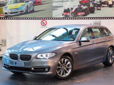 used BMW 525 d touring luxury diesel