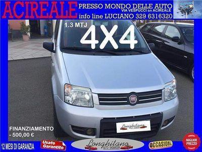 usata Fiat Panda Cross Panda 1.3 MJT 16V 4x4