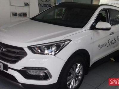 used Hyundai Santa Fe 2.2 CRDi 4WD A/T XPossible del 2017 usata a Ceccano