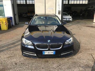 usata BMW 525 SeriexDrive 216cv AUTOMATICA