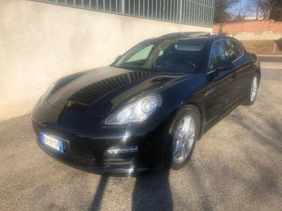 """usata Porsche Panamera 3.0 S HYBRID PASM TETTO NAVI 19"""" FULL IVA ESPOSTA"""