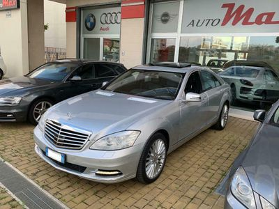 usata Mercedes S350 BlueTEC Avantgarde Tetto Night vision